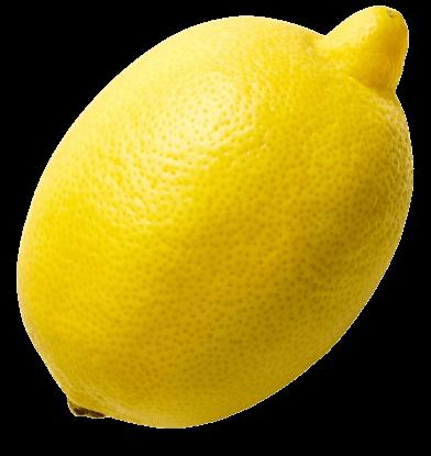 fläckfri Zitrone